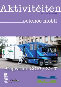 Programm science mobil couverture
